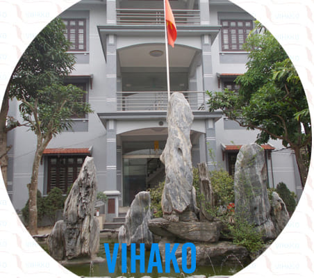 Vihako toà nhà văn phòng